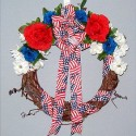 12in. Round Grapevine Wreath