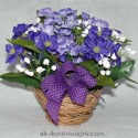 Purples Basket