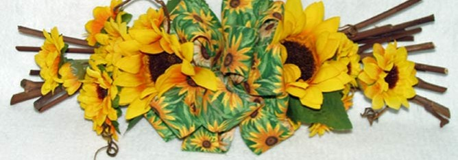 Portfolio of Silk Floral Designs