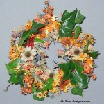 Autumn Mini-Wreath