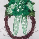 St Patrick Wreath 1