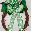St Patrick Wreath 2