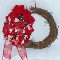 Valentine Grapevine Wreath 2